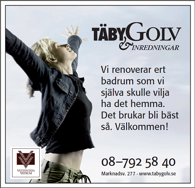 Köp badrum i Täby