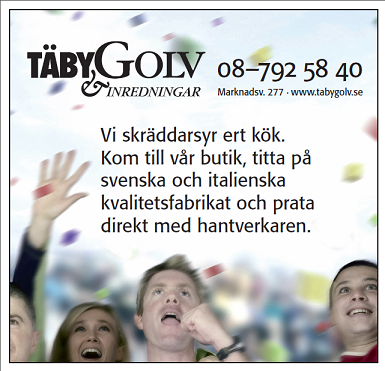 Kök att köpa i Täby